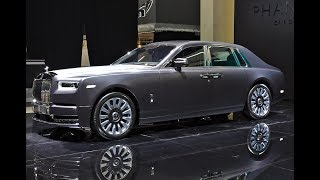 Rolls Royce Phantom 8  Generation 2019 | Review