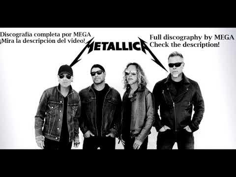 MetallicA DISCOGRAFIA COMPLETA [MegaMusicaGratis]