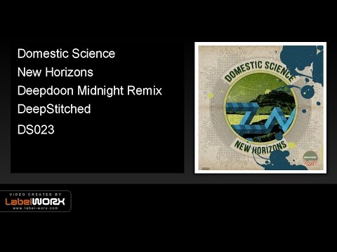 Domestic Science - New Horizons (Deepdoon Midnight Remix)