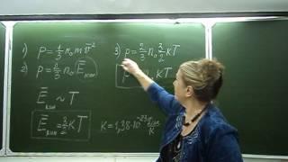 Уравнение Менделеева Клапейрона