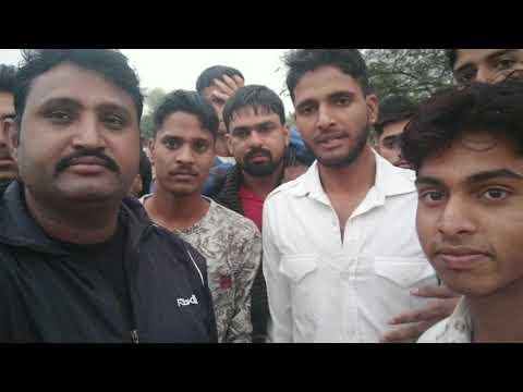 रविन्द्र फौजी ,के साथ गांव गांव जाकर किया युवाओं ने फिल्म पद्मावती का विरोध