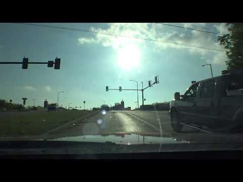 20170920 Wednesday Drivelapse Kansas City Metro Area