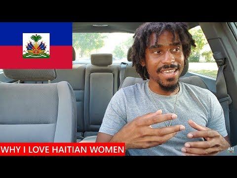 Why I Love Haitian Women