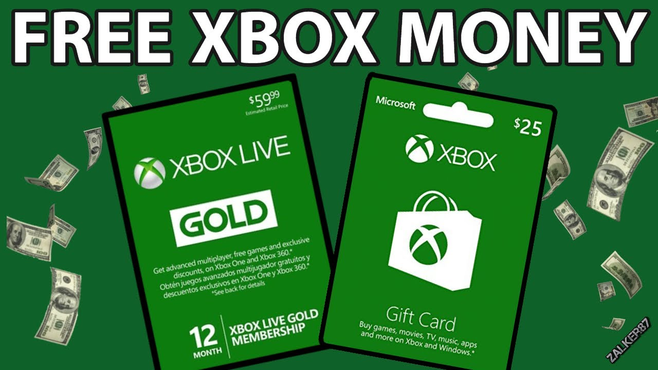 Get Xbox Live And Free Money With Microsoft Reward Points | Full Tutorial