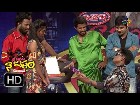 Naa Show Naa Ishtam - 9th July 2016 - నా షో నా ఇష్టం - Full Episode 35