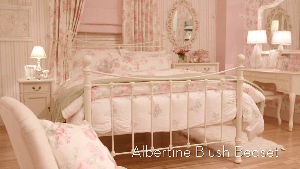 Laura Ashley Bedroom Collections Spring Summer 11