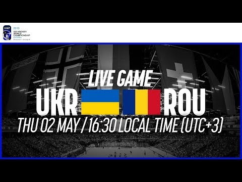 Ukraine vs. Romania | Full Game | 2019 IIHF Ice Hockey World Championship Division I Group B