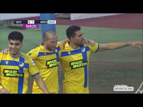 """ΒΙΝΤΕΟ: Ολυμπιακός 2-3 ΑΠΟΕΛ 24η «Πήρε τη νίκη.. πάλι με """"τρύπια"""" άμυνα»"""