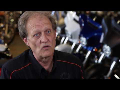 Gregg Allman's love of Harley-Davidson