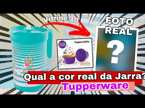 JARRA BIKE: FOTO REAL - VITRINE 10 | TUPPERWARE