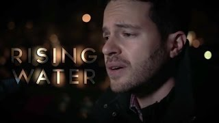 Rising Water - James Vincent McMorrow (Live Acoustic Cover by RONY) | Street Performance