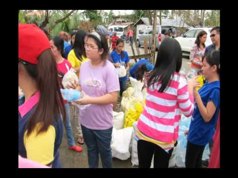 Super Typhoon Yolanda Relief Operations (DO NOT DELAY) to Northern, Cebu (Sunday, November 17, 2013)