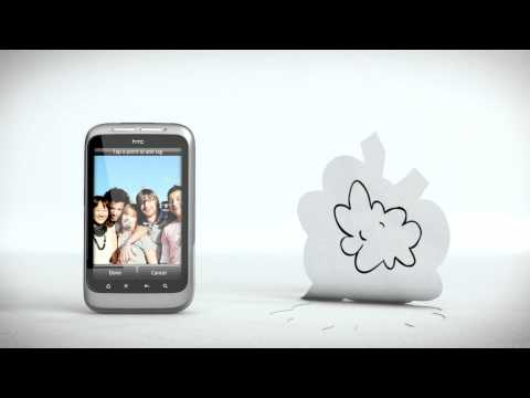 HTC Wildfire S - First Look