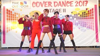 171209 AMUSE cover KPOP - DDD (EXID) + Peek-A-Boo (Red Velvet) @ The Outdoor Plaza (Final)
