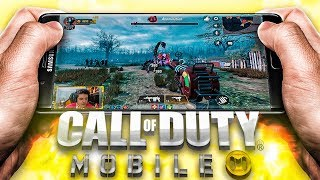 ASI SON LOS ZOMBIES DE CALL OF DUTY MOBILE *GAMEPLAY BETA*