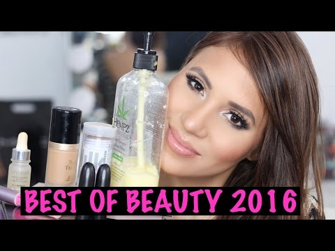 BEST OF BEAUTY 2016 : LIFE CHANGING PRODUCTS