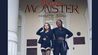 Naughty \u0026 Monster - Red Velvet [Kpop cover]