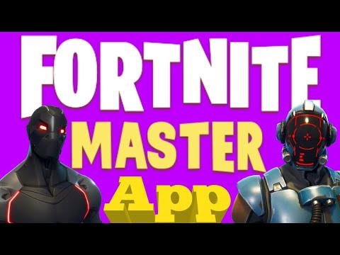 FortMaster App for mobile phones - Stats, News, Guides and Previews