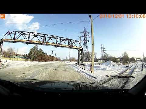 Омские улицы: Нефтяники - проспект Губкина. декабрь 2018