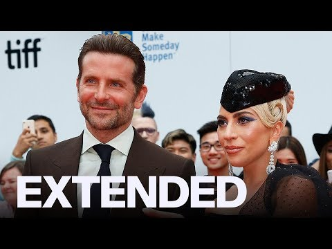 Lady Gaga And Bradley Cooper Talk A Star Is Born  EXTENDED