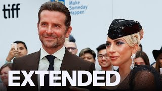 Lady Gaga And Bradley Cooper Talk 'A Star Is Born' | EXTENDED Video