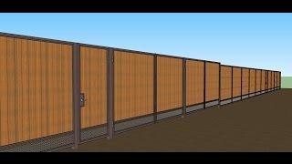 Изготовление ворот(Друзья всем привет, это пока заключительное видео из сериала