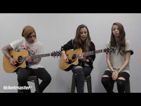 Courage My Love | Ticketmaster Session