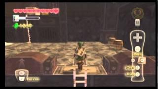 Zelda: Skyward Sword Playthrough - Part 77, Lanayru Mining Facility (1/8), Small Key