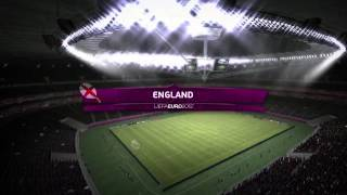 England - UEFA Euro 2012 The Winning Formula Gameplay Video