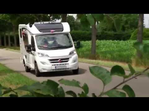 Bürstner Travel Van 590 - sportlich und wendig unterwegs