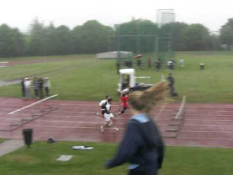 Mike Mcgire & Arran Speding Hurdles Wycombe District 2009