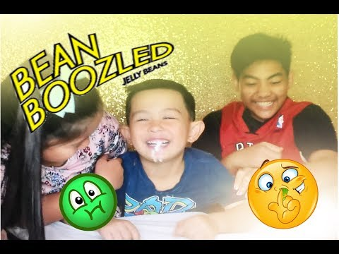 BEAN BOOZLED CHALLENGE | BOOGERS COME FLYING OUT! | HILARIOUS | THE VIAJE FAMILY