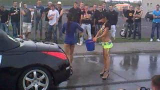 Reisbrennen 2011 Sexy Car wash