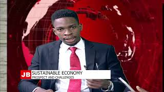 JUST BUSINESS With Obafemi Craig ( Sustainable Economy)