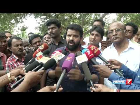 Ameer slams Centre over hydrocarbon projects in Tamil Nadu | News7 Tamil
