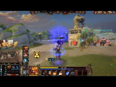 видео: smite: clash/Схватка - ra/Ра: Безысходность.