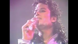 Michael Jackson - Live in Rome 1988 High Quality (Half-Show)