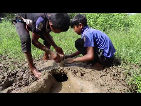 how to make a mud hole