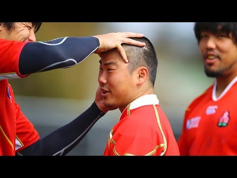 Tanaka - Rugby's shortest Player?