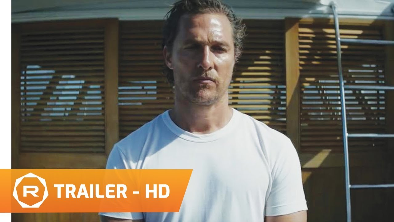 Serenity Official Trailer #2 (2019) Matthew McConaughey ...