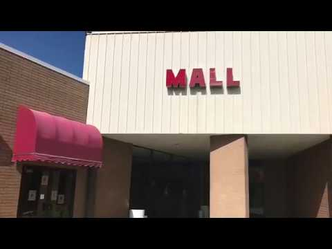 Fort Steuben DEAD MALL Steubenville Ohio  2017 tour
