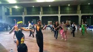 2nd Third Kind Dancesport Competition 2018- Top6