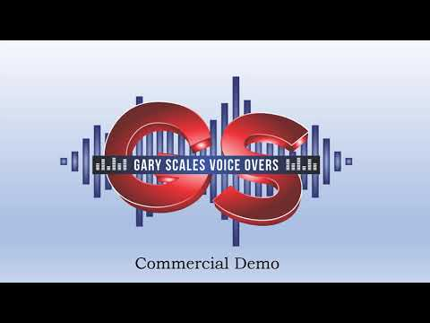Gary Scales Commercial Demo