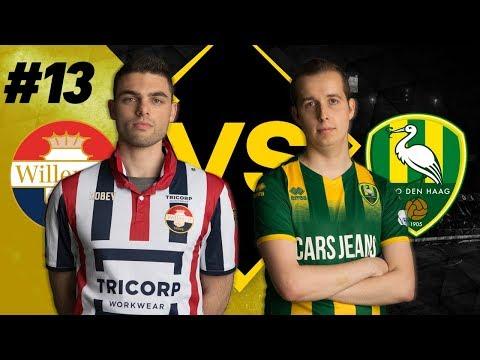 #WILADO | Daniel Kuipers vs Mitchel Denkers | Speelronde 13 | PS4 | eDivisie 1718