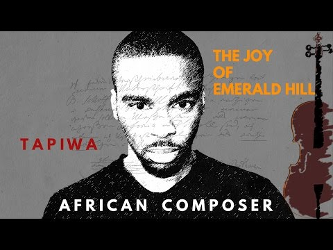 African Composer Goes Baroque | The Joy Of Emerald Hill | Ithira Kana