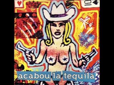 Acabou La Tequila - Biscoito
