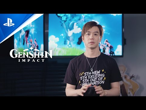 Genshin Impact - Developer Talk Video   PS5