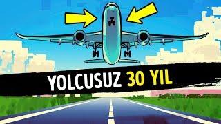 Hiç Uçuşu Olmayan 30 Yıllık Bir Havayolu Şirketi