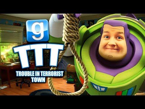 TROUBLE IN TERRORIST TOWN - Unfall im Spielzimmer - Herr Currywurst