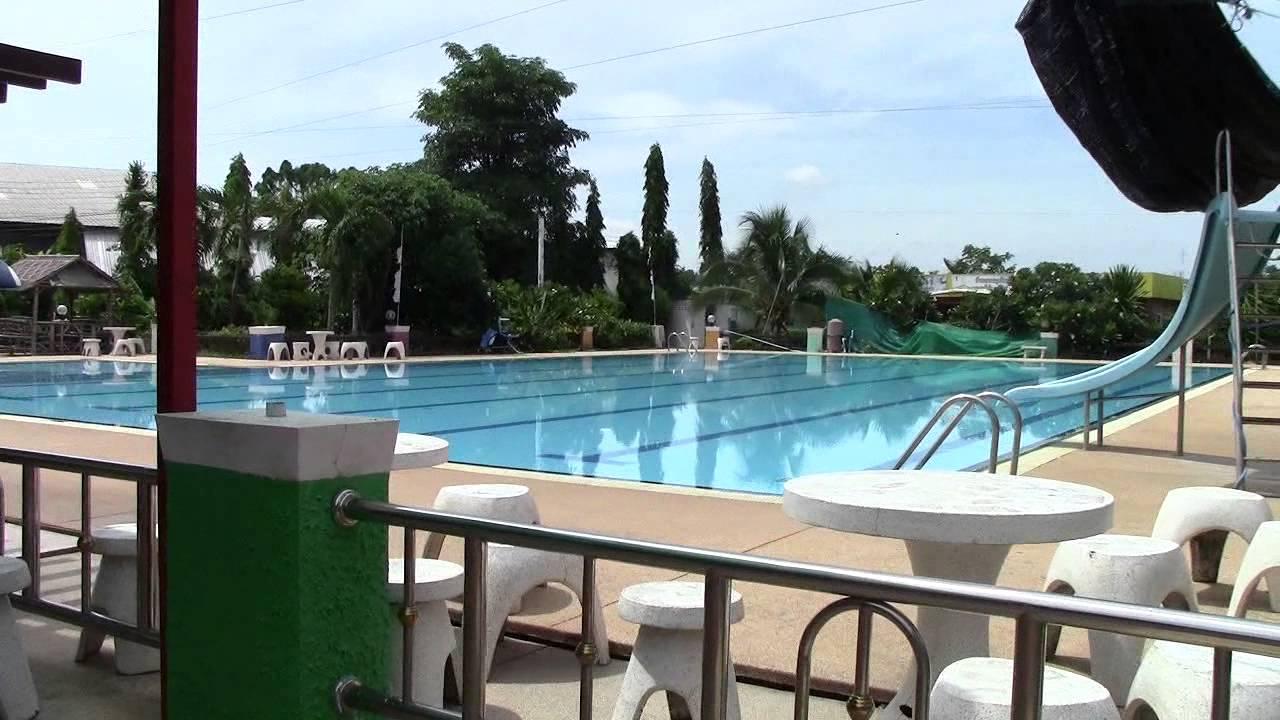 Public Swimming Pool a public swimming pool in mukdahan thailand - 50 baht - youtube